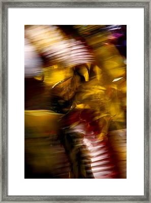 Spirits 6 Framed Print by Joe Kozlowski