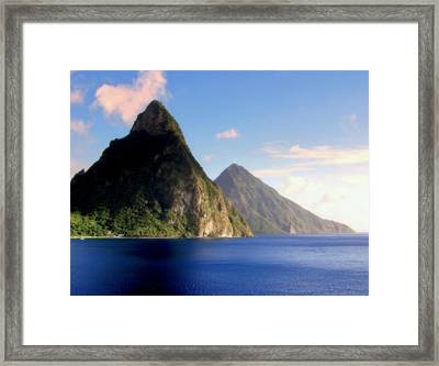 Splendor  Framed Print by Karen Wiles