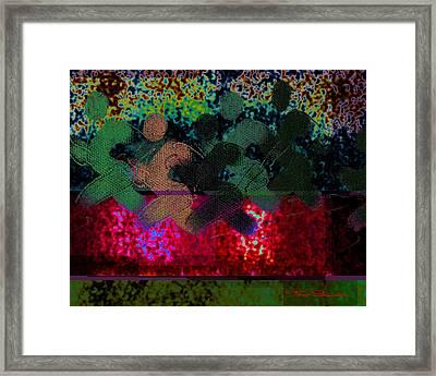 Sport B 7 C Framed Print by Theo Danella