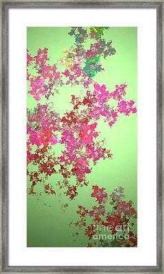 Spring Bouquet  Framed Print by Tatjana Popovska