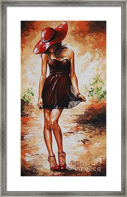 Spring Breeze 04 Framed Print by Emerico Imre Toth