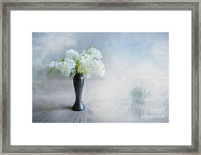Spring Flowers Framed Print by Veikko Suikkanen