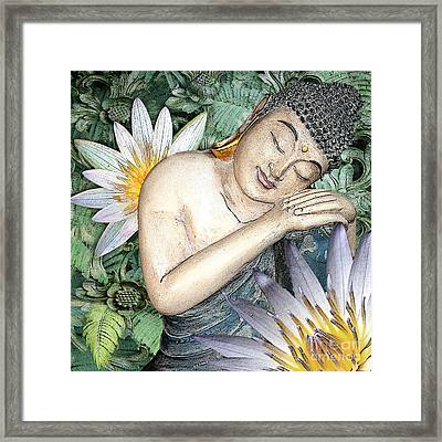 Spring Serenity Framed Print by Christopher Beikmann