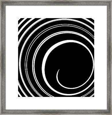 Spun Framed Print by Chris Berry