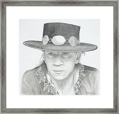 SRV Framed Print by Don Medina