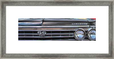 Ss 396 Framed Print by Dan Sproul