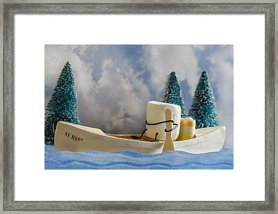 Ss More Framed Print by Heather Applegate