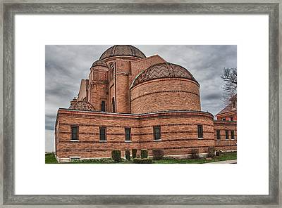 St Casimir's 10248 Framed Print by Guy Whiteley