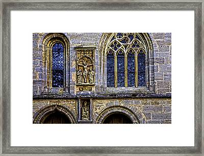St. James  Framed Print by Joanna Madloch