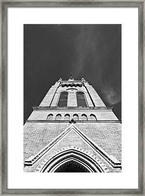 St. John The Evangelist Framed Print by Scott Pellegrin