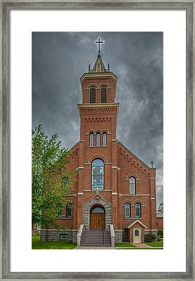 St Micheals Church Framed Print by Paul Freidlund