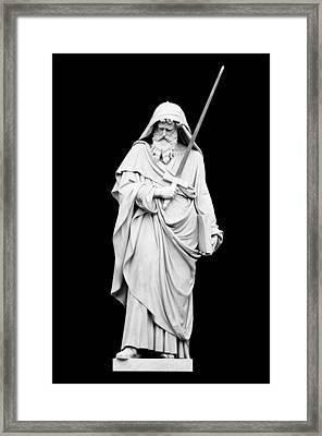 St. Paul Framed Print by Fabrizio Troiani