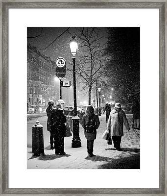 St Stephen's Green II Framed Print by Marcio Faustino