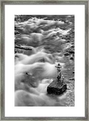 Stacked 46 Framed Print by MyRockn Art