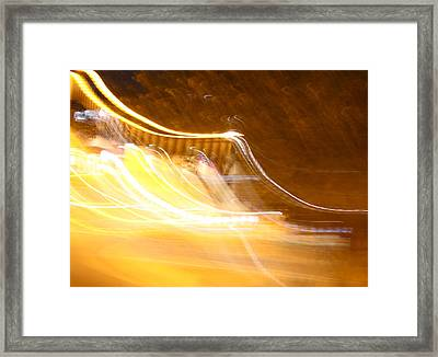 Stairway To Heaven Framed Print by Kume Bryant