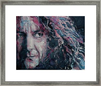 Stairway To Heaven Framed Print by Paul Lovering