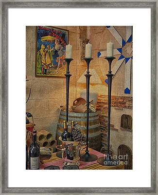 Standing Tall Framed Print by Gillian Singleton
