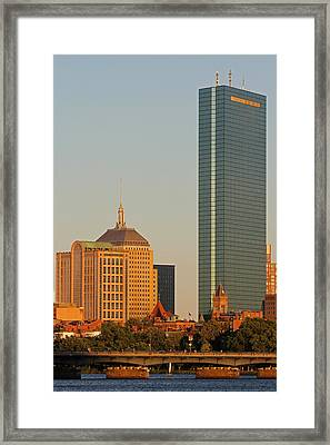 Standing Tallest Framed Print by Juergen Roth
