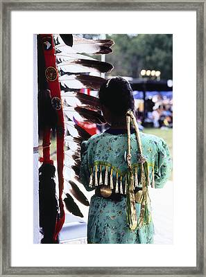 Stands Framed Print by Chris  Brewington Photography LLC