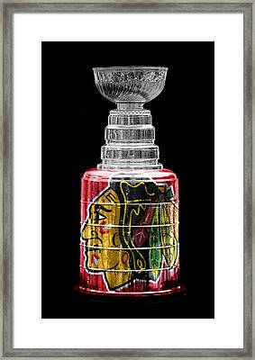 Stanley Cup 6 Framed Print by Andrew Fare