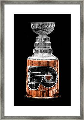 Stanley Cup 9 Framed Print by Andrew Fare