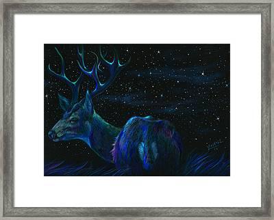 Star Bucks  Framed Print by Yusniel Santos