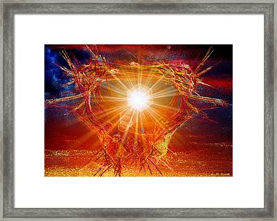 Star Light Star Bright Framed Print by Michael Durst