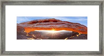 Stargate - Craigbill.com - Open Edition Framed Print by Craig Bill