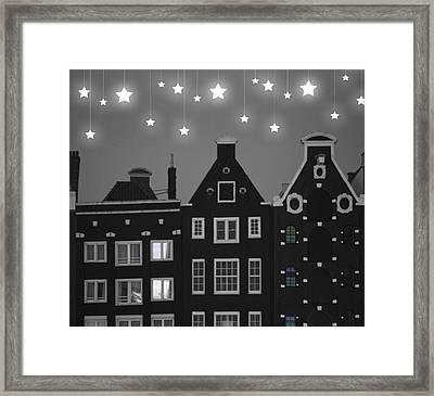 Starry Night Framed Print by Juli Scalzi