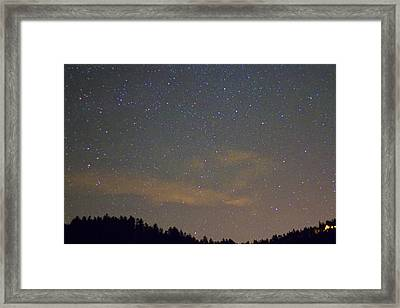 Starry Night Framed Print by James BO  Insogna