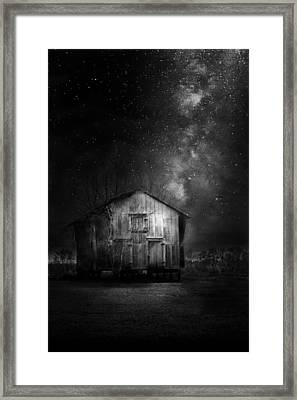 Starry Night Framed Print by Marvin Spates