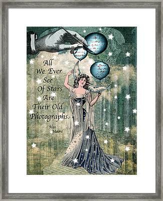 Starshine Framed Print by Bellesouth Studio