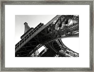 Steel Framed Print by Olivier Le Queinec
