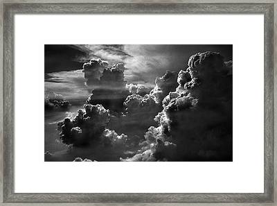Step Into My Office Framed Print by John Bell