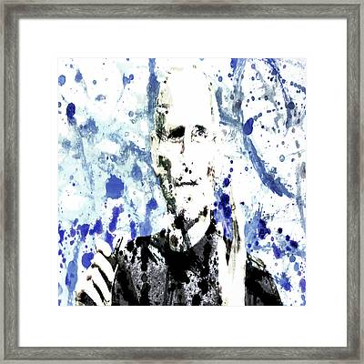 Steve Jobs Framed Print by Brian Reaves