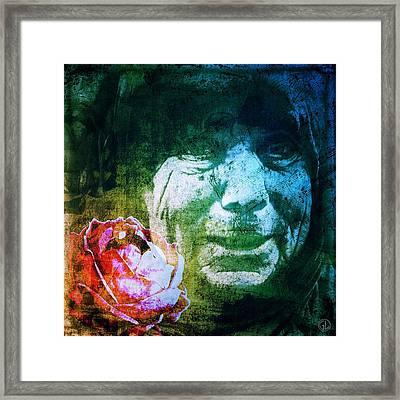 Still I Remember... Framed Print by Gun Legler