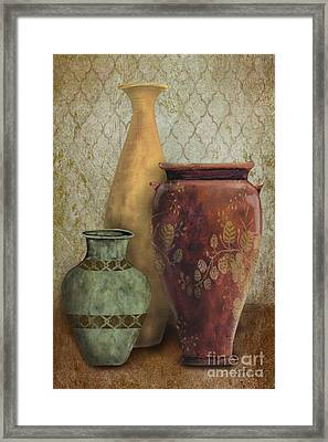 Still Life-g Framed Print by Jean Plout