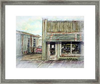 Still Makin' Memories Framed Print by Tim Ross
