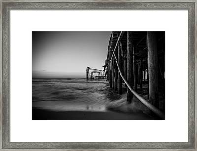 Still Need A Ticket To Ride Framed Print by Kristopher Schoenleber