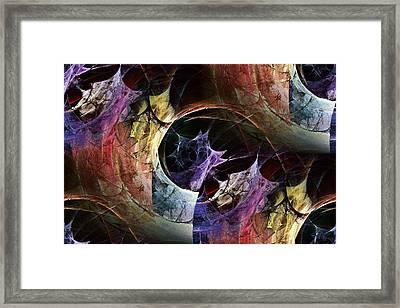 Stirring Memories Framed Print by Anastasiya Malakhova