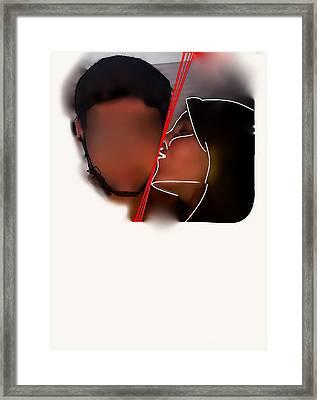 Stop 19 Framed Print by Garrett Finn