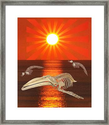 Stop The Slaughter Framed Print by Eric Kempson