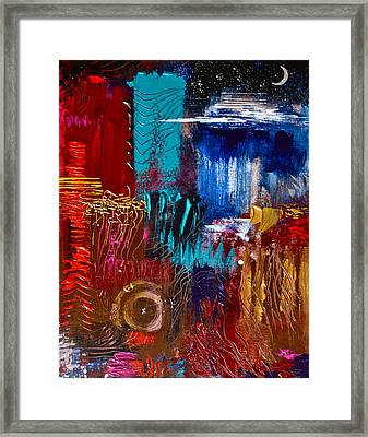 Storm Framed Print by Tyler Murphy