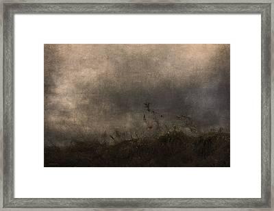 Stormy Mondays Framed Print by Ron Jones