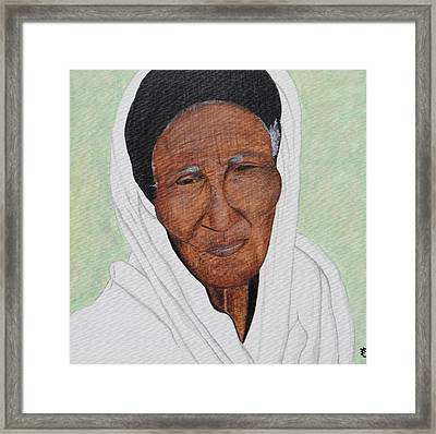 Strength Framed Print by Kurler Warner