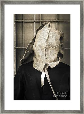 Stuck In A Rut Sack Framed Print by Jorgo Photography - Wall Art Gallery