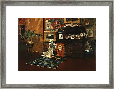 Studio Interior Framed Print by Mountain Dreams