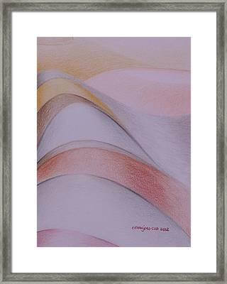 Sube Y Baja Framed Print by Extranjerocus