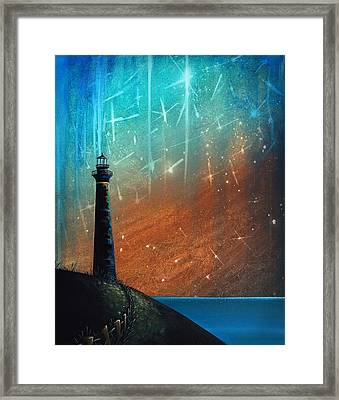 Such A Night As This Framed Print by Cindy Thornton