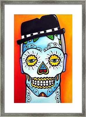 Sugar 1 By Fidostudio Framed Print by Tom Fedro - Fidostudio